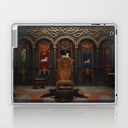 Golden Hall Laptop & iPad Skin