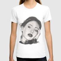 jennifer lawrence T-shirts featuring jennifer lawrence by als3