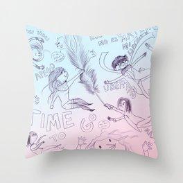 FOR FUN Throw Pillow