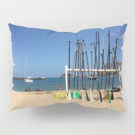 Hawaiian Shore Pillow Sham