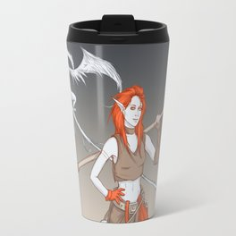 Elf Guardian Travel Mug