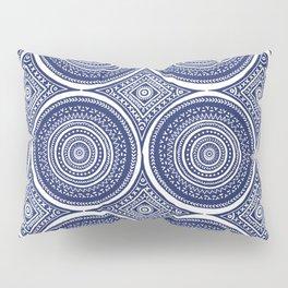 Paisley Blues Pillow Sham