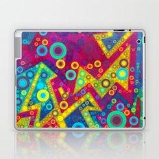 80's Bubbles Laptop & iPad Skin