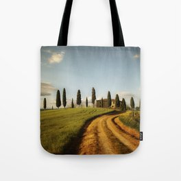 Cypresses of Toskany Tote Bag