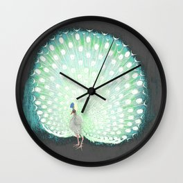 The tail that blinds. Wall Clock