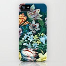 Dutch Delight iPhone Case