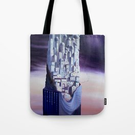 The Horizon of the Events Tote Bag