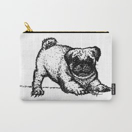 Pudgy Puggy Carry-All Pouch