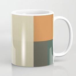 Retro Geometry Coffee Mug