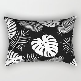 TROPICAL LEAVES 6 Rectangular Pillow