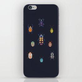 Beautiful bugs iPhone Skin