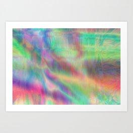 Visual Hallucination, First Stage Art Print