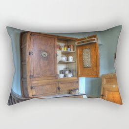 1930`s Kitchen Rectangular Pillow