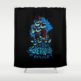 LIBERDADE 01 Shower Curtain