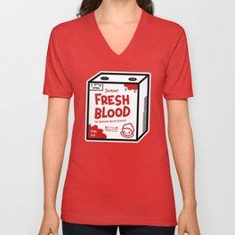Fresh Blood Unisex V-Neck