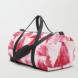 Feather boa Duffle Bag
