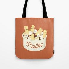 Poutine Tote Bag