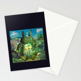 best neighbor  Stationery Cards