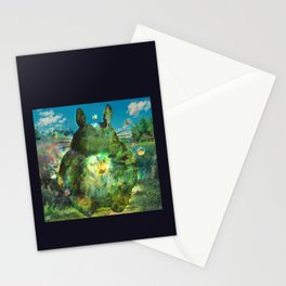 best neighbor  Stationery Cards