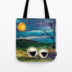 Highland Sheep Tote Bag
