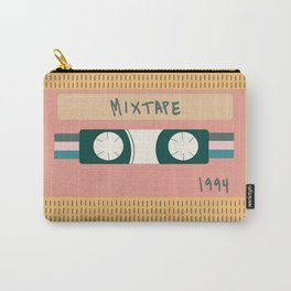 Nectarine 90s Mixtape Carry-All Pouch