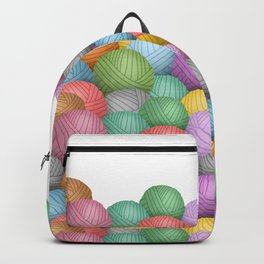 So Much Yarn Backpack