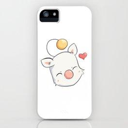 Kupo! FFXIV Moogle iPhone Case