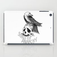 sons of anarchy iPad Cases featuring Sons of Anarchy  by Christiano Mere