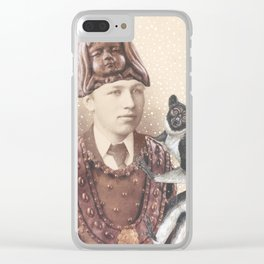 Salvaged Relatives (04) Clear iPhone Case