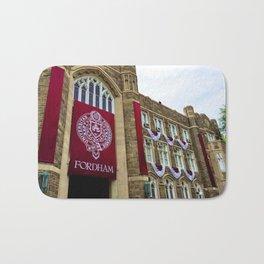 Keating Hall at Fordham University Commencement  Bath Mat