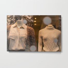 Autumn Winter Collection Metal Print