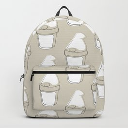 The Newsprint Gnome Backpack