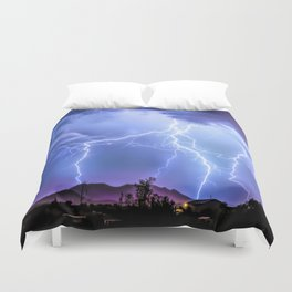 It's Showtime! Duvet Cover