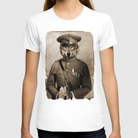general T-shirts featuring The general by Seamless