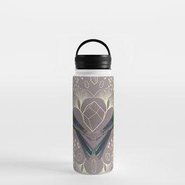 Endurance Crystal Grid in Mauve Water Bottle