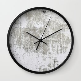 Vintage White Wall Wall Clock