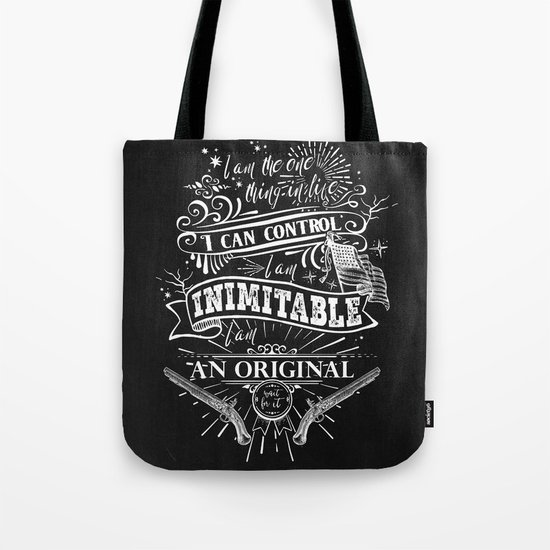 Hamilton - Inimitable Tote Bag