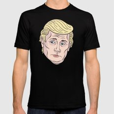 Trumputin 2X-LARGE Mens Fitted Tee Black