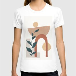 Shapes and Branches 05 T-shirt