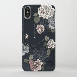 Ghost Roses iPhone Case