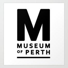 Museum of Perth Art Print