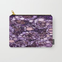 :: Purple Cow :: Carry-All Pouch