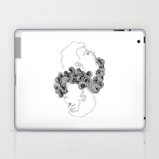 Between Poles II Laptop & iPad Skin