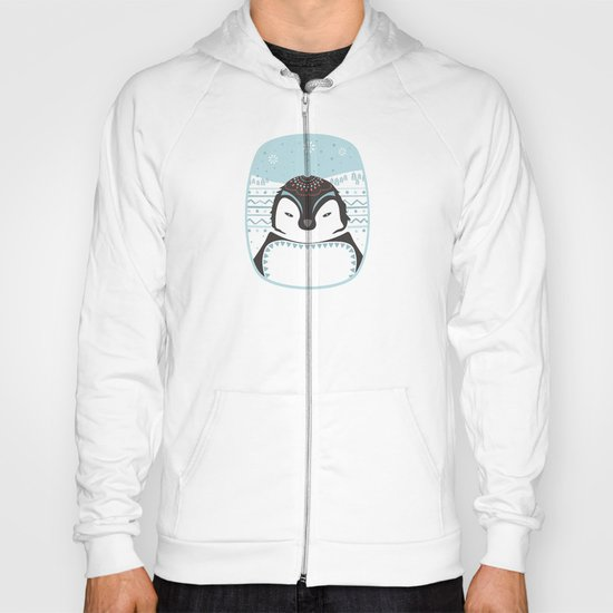 Messer Pinguino Hoody