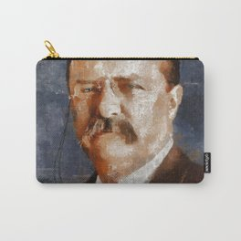 Theodore Roosevelt, President Carry-All Pouch