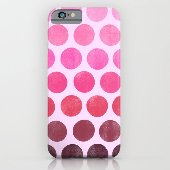 Color Play Pink iPhone & iPod Case