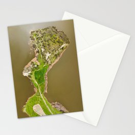 The fjords of Limassol Stationery Cards