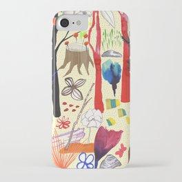 Magic Wood iPhone Case