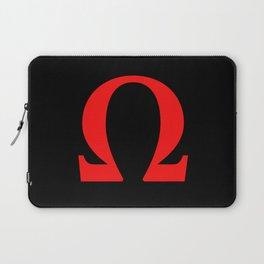 Ω omega Laptop Sleeve