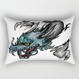 Dragon Soar Rectangular Pillow